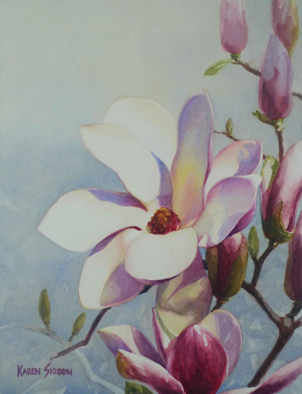 karensioson_magnolias