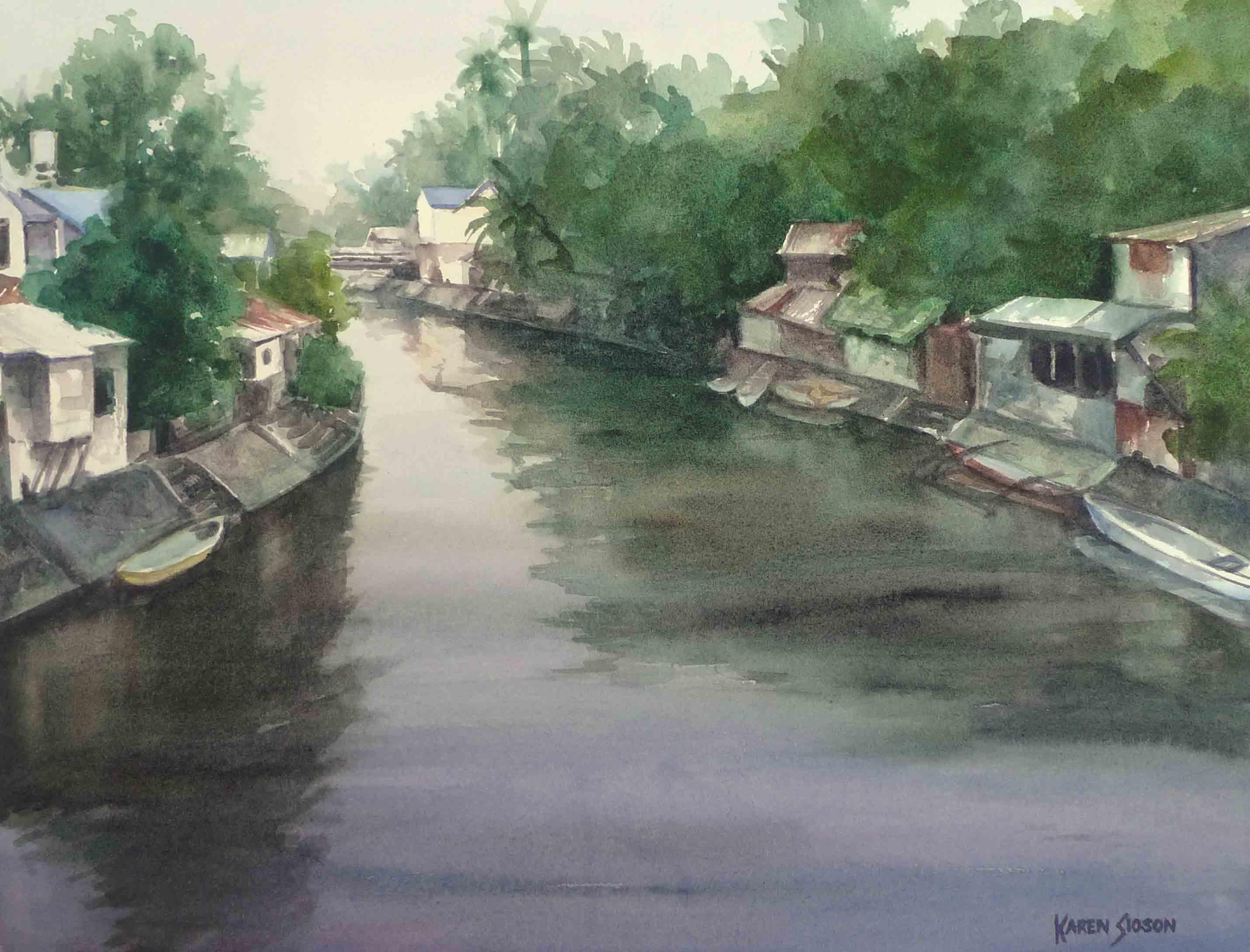 karensioson_calm_river