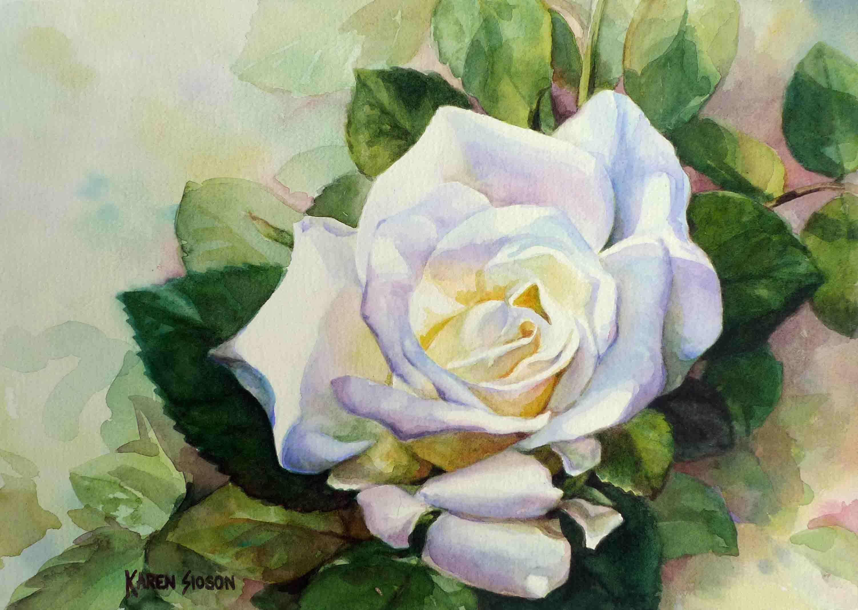 karensioson_peace_rose
