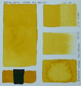 Karen Sioson_DS_Nickel Azo Yellow