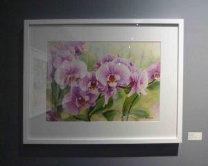 Karen Sioson_Phalaenopsis_framed