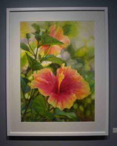 Karen Sioson_Pretty in Pink_framed